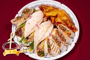 Набор мексиканских закусок